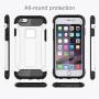 "Super odolný ""Armor"" kryt pro Apple iPhone 6 / 6S - bílý"