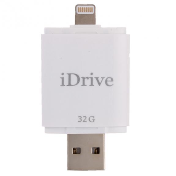 AppleKing přídavná flash paměť Lightning / USB pro iPhone 6 / 6S / 6 Plus / 6S Plus / 5 / 5S / 5C -