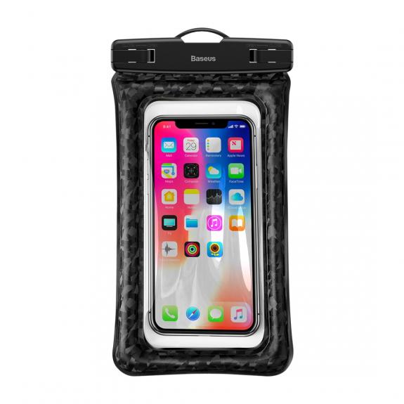 BASEUS voděodolné pouzdro pro Apple iPhone - černé - možnost vrátit zboží  ZDARMA do 30ti dní 3073cadc08f