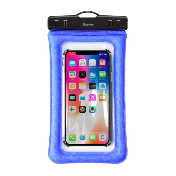 BASEUS voděodolné pouzdro pro Apple iPhone - modré - možnost vrátit zboží ZDARMA do 30ti dní