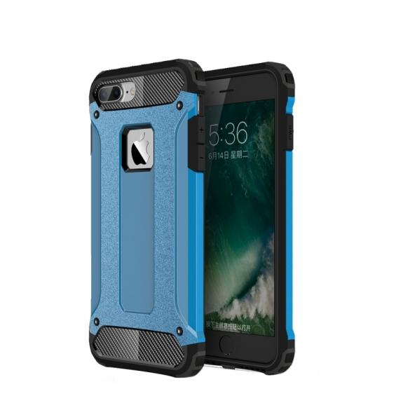 """AppleKing super odolný """"Armor"""" kryt na Apple iPhone 7 Plus - modrý - možnost vrátit zboží ZDARMA do 30ti dní"""