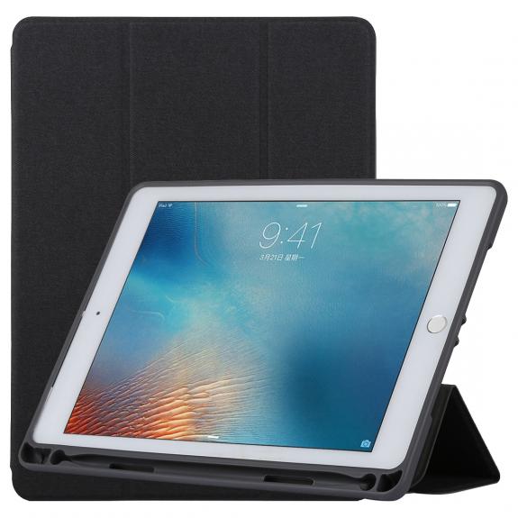 """TOTUDESIGN ochranné pouzdro pro Apple iPad Pro 9.7"""" / iPad Air 2 s prostorem pro Apple Pencil - černé - možnost vrátit zboží ZDARMA do 30ti dní"""