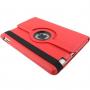 Pouzdro / kryt s otočným držákem pro iPad 2. / 3. / 4.gen - červené