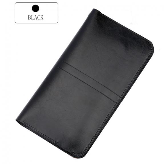 AppleKing sOYAN univerzální kapsa s prostorem na doklady pro Apple iPhone - černá - možnost vrátit zboží ZDARMA do 30ti dní