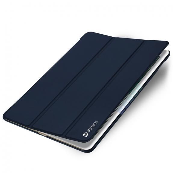 """AppleKing dUX DUCIS pouzdro s funkcí uspání a stojánkem pro Apple iPad Pro 9.7"""" / iPad Air 2 - tmavě modré - možnost vrátit zboží ZDARMA do 30ti dní"""