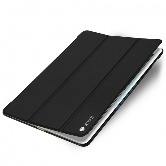 AppleKing dUX DUCIS pouzdro se stojánkem pro Apple iPad Mini 4 - černé - možnost vrátit zboží ZDARMA do 30ti dní