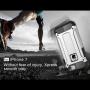 "Super odolný ""Armor"" kryt pro Apple iPhone 8 / 7 - bílý"