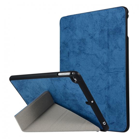 """AppleKing ochranné pouzdro pro Apple iPad 9,7"""" (2017/2018) / iPad Air s prostorem pro Apple Pencil - modré - možnost vrátit zboží ZDARMA do 30ti dní"""