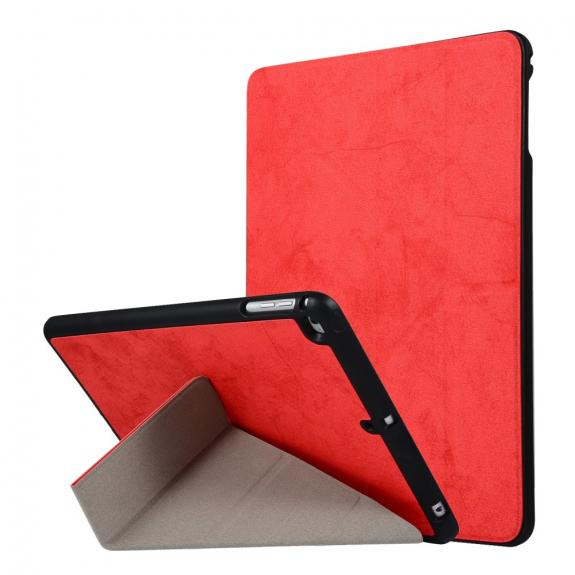 """AppleKing ochranné pouzdro pro Apple iPad 9,7"""" (2017/2018) / iPad Air s prostorem pro Apple Pencil - červené - možnost vrátit zboží ZDARMA do 30ti dní"""
