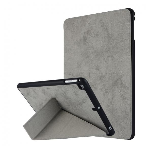 """AppleKing ochranné pouzdro pro Apple iPad 9,7"""" (2017/2018) / iPad Air s prostorem pro Apple Pencil - šedé - možnost vrátit zboží ZDARMA do 30ti dní"""