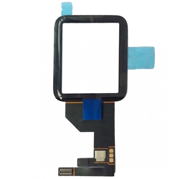 AppleKing přední dotykové sklo včetně digitizéru pro Apple Watch 1. generace – 38mm - možnost vrátit zboží ZDARMA do 30ti dní