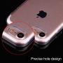 HAWEEL obal pro Apple iPhone 8 / 7 - průhledný