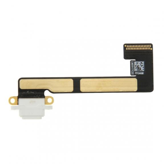 AppleKing flex kabel s napájecím a datovým konektorem pro Apple iPad Mini 3 - bílý - možnost vrátit zboží ZDARMA do 30ti dní