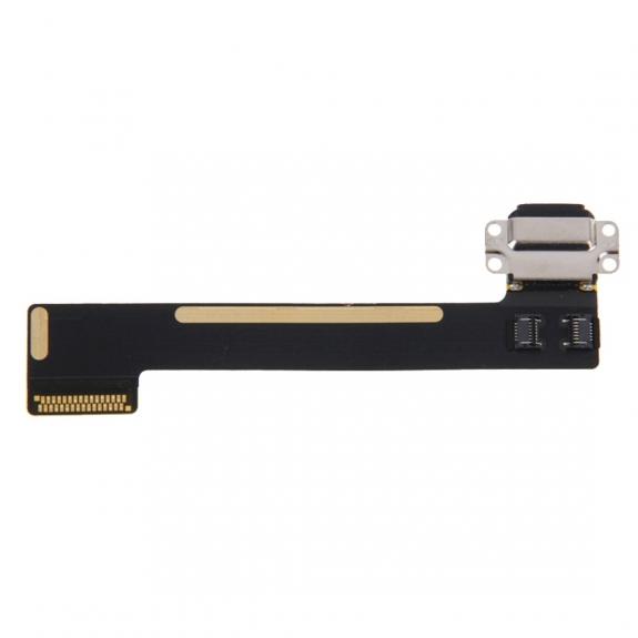 AppleKing flex kabel s napájecím a datovým konektorem pro Apple iPad Mini 4 - černý - možnost vrátit zboží ZDARMA do 30ti dní