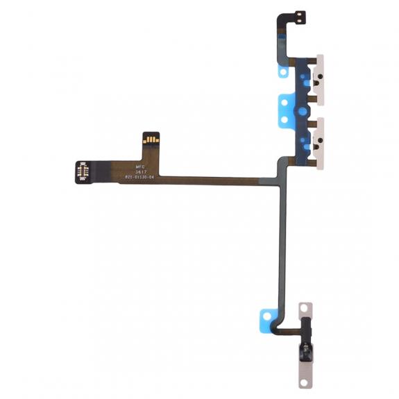 AppleKing flex kabel s přepínačem Mute + ovládání hlasitosti pro Apple iPhone X - možnost vrátit zbo