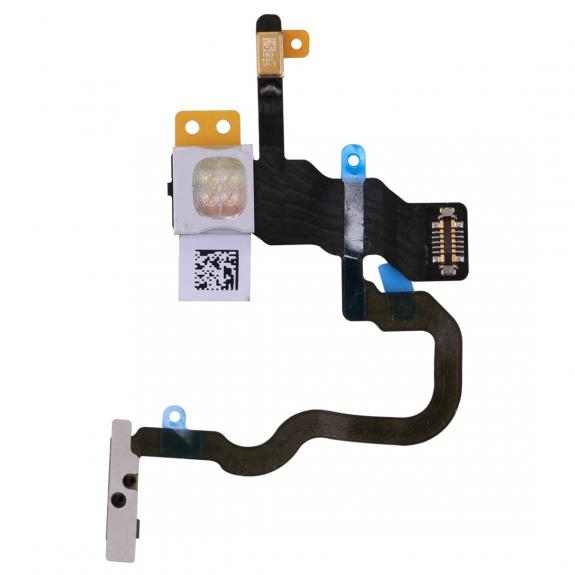 AppleKing flex kabel s Power spínačem a upevněním pro Apple iPhone X - možnost vrátit zboží ZDARMA do 30ti dní