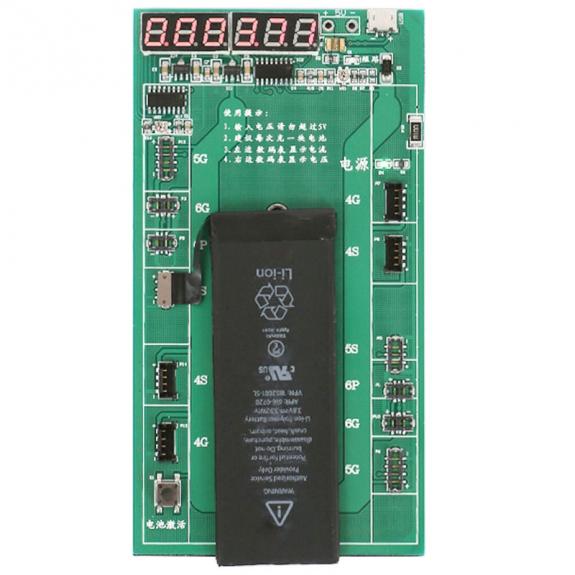 AppleKing profesionální rychlo-nabíječka a aktivátor baterií pro iPhone - možnost vrátit zboží ZDARMA do 30ti dní