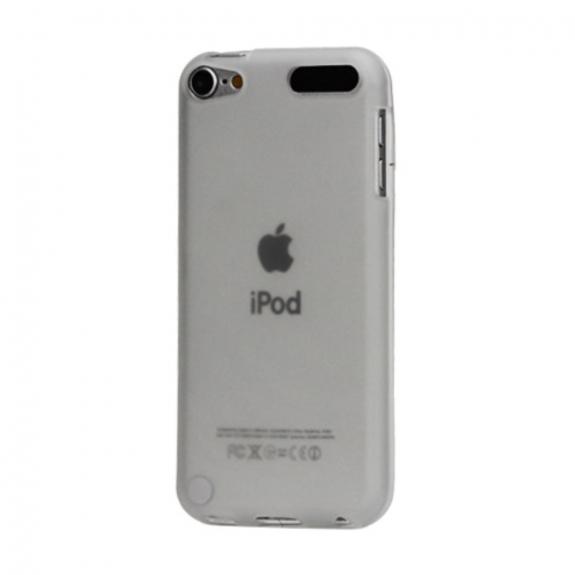 AppleKing kryt na Apple iPod Touch 5 / Touch 6 - transparentní - možnost vrátit zboží ZDARMA do 30ti dní