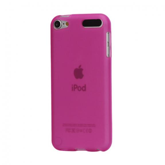 AppleKing kryt na Apple iPod Touch 5 / Touch 6 - růžový - možnost vrátit zboží ZDARMA do 30ti dní
