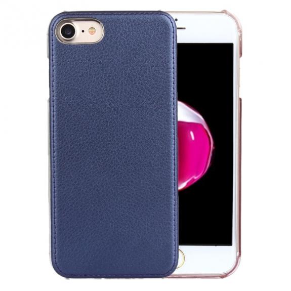Ochranný zadní kryt pro Apple iPhone 8 / 7 - tmavě modrý