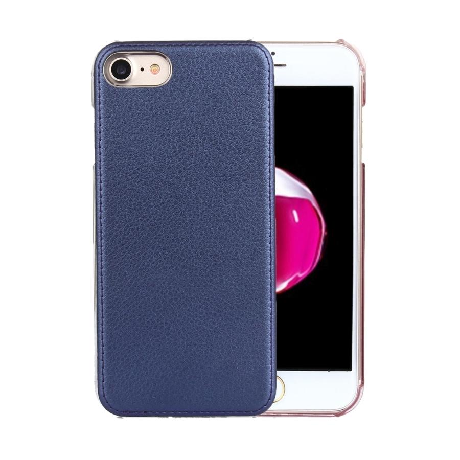 54f61f69e12 Ochranný zadní kryt pro Apple iPhone 8   7 - tmavě modrý - AppleKing.cz