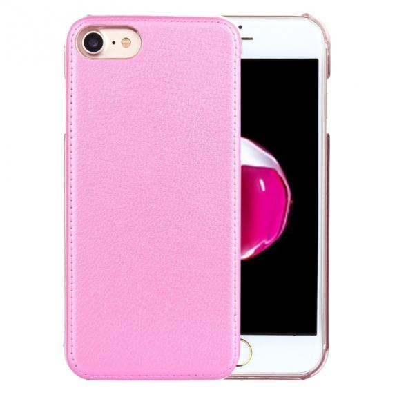 AppleKing ochranný zadní kryt pro Apple iPhone 7 - růžový - možnost vrátit zboží ZDARMA do 30ti dní