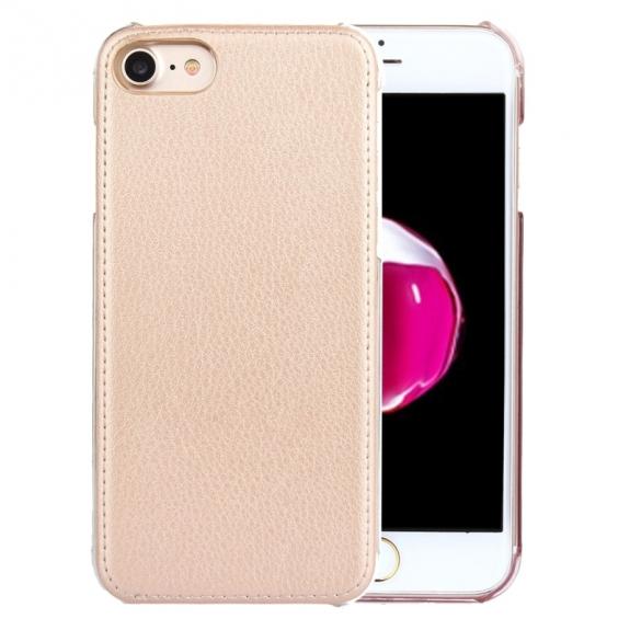 AppleKing ochranný zadní kryt pro Apple iPhone 7 - zlatý - možnost vrátit zboží ZDARMA do 30ti dní