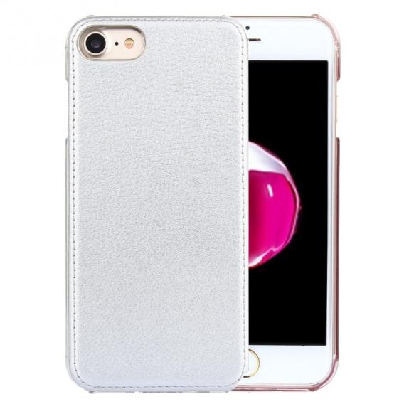 AppleKing ochranný zadní kryt pro Apple iPhone 7 - bílý - možnost vrátit zboží ZDARMA do 30ti dní
