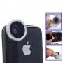 Širokoúhlý objektiv rybí oko 180° pro iPhone 4 / 4S