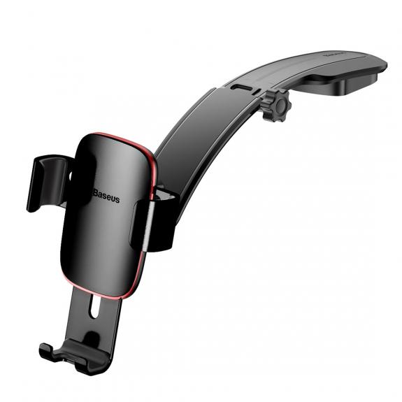 BASEUS univerzální držák na palubní desku pro iPhone - černý - možnost vrátit zboží ZDARMA do 30ti dní