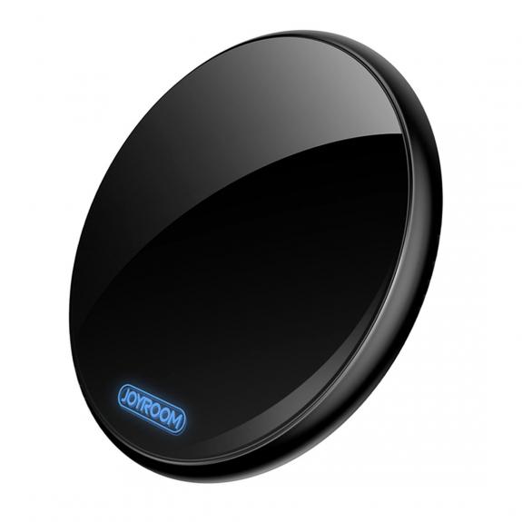 JOYROOM JR-A13 bezdrátová Qi nabíječka pro iPhone - černá - možnost vrátit zboží ZDARMA do 30ti dní