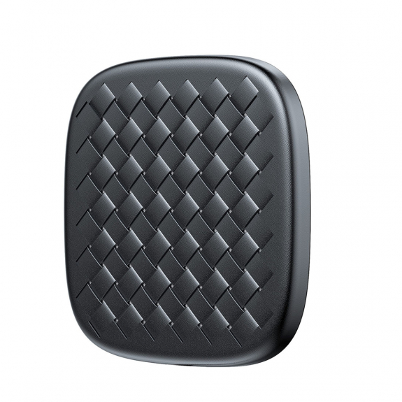 BASEUS elegantní bezdrátová nabíječka pro iPhone - černá - možnost vrátit zboží ZDARMA do 30ti dní