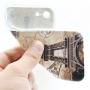 Ochranný kryt pro Apple iPhone 8 / 7 - Mapa s Eiffelovkou