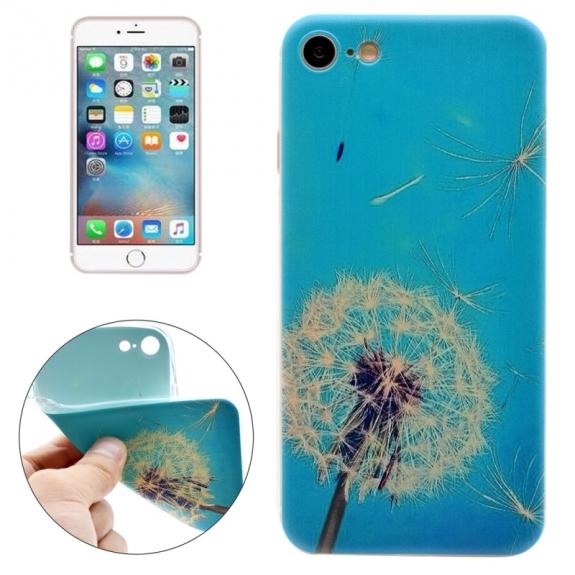 AppleKing ochranný kryt pro Apple iPhone 7 - Chmýří pampelišky - možnost vrátit zboží ZDARMA do 30ti dní