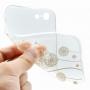 Ochranný průhledný kryt pro Apple iPhone 8 / 7 - Pampeliškový vzor
