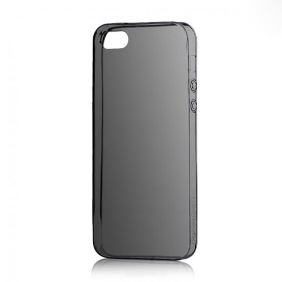 HOCO Light kryt pro iPhone 5 / 5S / SE - černý - možnost vrátit zboží ZDARMA do 30ti dní