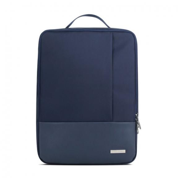 """AppleKing elegantní batoh pro iPad / MacBook do 15"""" - tmavě modrý - možnost vrátit zboží ZDARMA do 3"""