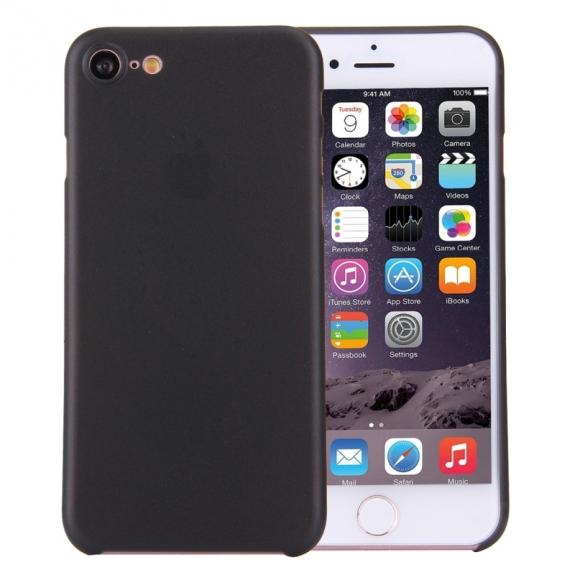 AppleKing super lehký tenký kryt na Apple iPhone 7 - černý - možnost vrátit zboží ZDARMA do 30ti dní