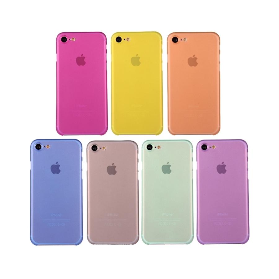Super lehký tenký kryt na Apple iPhone 8   7 - černý - AppleKing.cz 97433a76f24