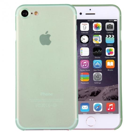 AppleKing super lehký tenký kryt na Apple iPhone 7 - zelený - možnost vrátit zboží ZDARMA do 30ti dní
