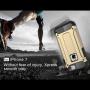 """Super odolný """"Armor"""" kryt na Apple iPhone 8 / 7 - zlatý"""