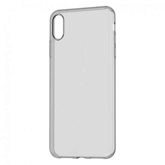 BASEUS Simplicity kryt pro iPhone XR - šedá - možnost vrátit zboží ZDARMA do 30ti dní