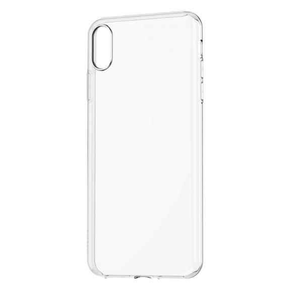 BASEUS Simplicity kryt pro iPhone XR - transparentní - možnost vrátit zboží ZDARMA do 30ti dní