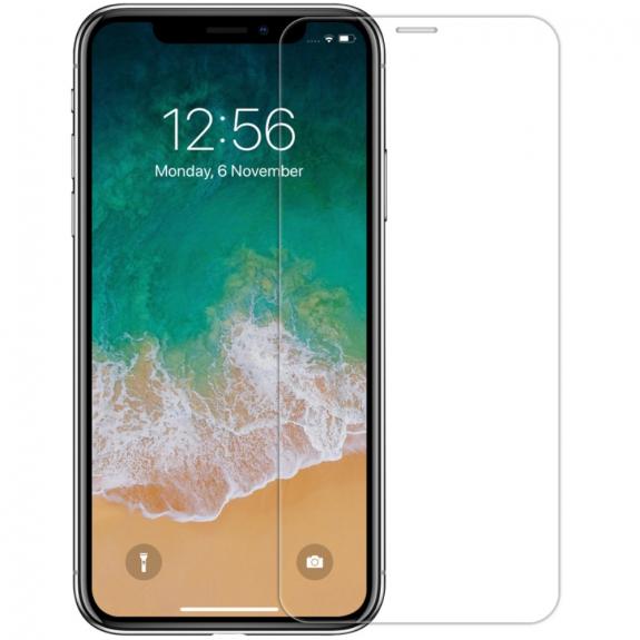 AppleKing nILLKIN odolné tvrzené sklo pro iPhone XS Max - čiré - možnost vrátit zboží ZDARMA do 30ti dní