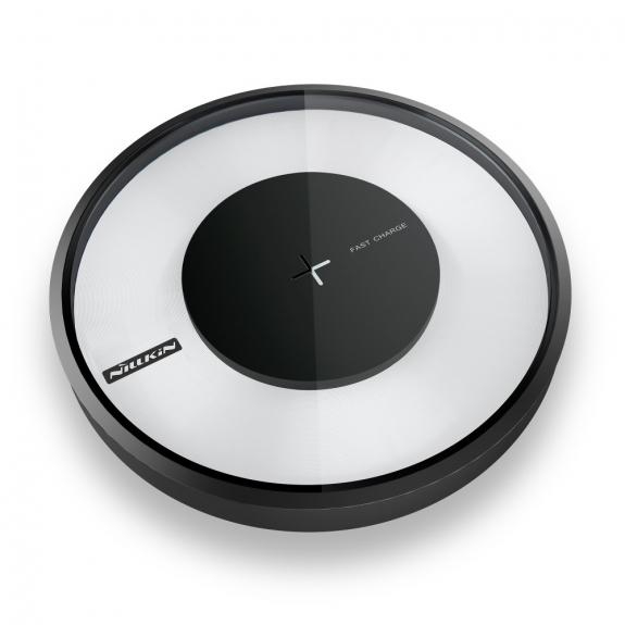 AppleKing nILLKIN Magic Disc bezdrátová nabíječka pro iPhone - černá - možnost vrátit zboží ZDARMA do 30ti dní