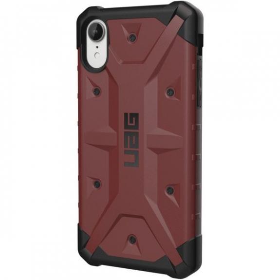 UAG Pathfinder odolné pouzdro pro Apple iPhone XR - červená 111097119696 - možnost vrátit zboží ZDARMA do 30ti dní