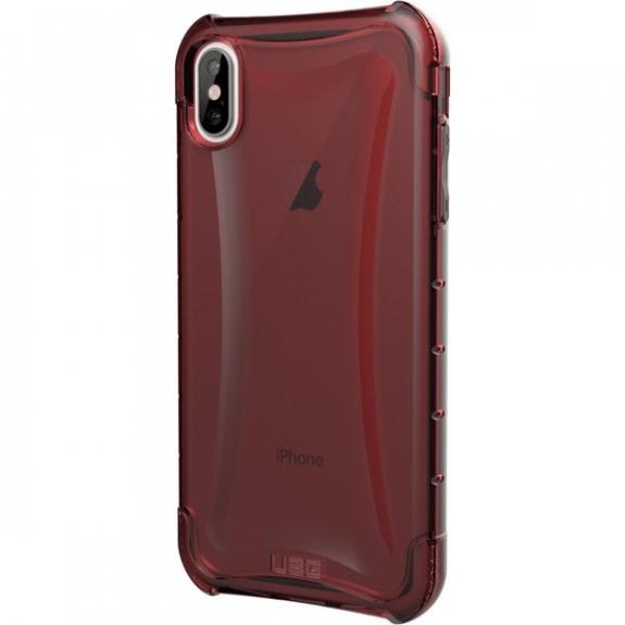 UAG Plyo odolné pouzdro pro iPhone XS Max - červená 812451030228 - možnost vrátit zboží ZDARMA do 30ti dní