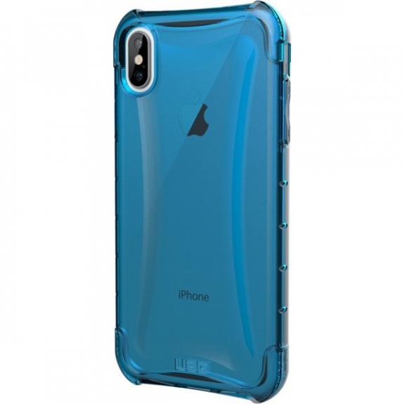 UAG Plyo odolné pouzdro pro iPhone XS Max - modrá 812451030235 - možnost vrátit zboží ZDARMA do 30ti dní