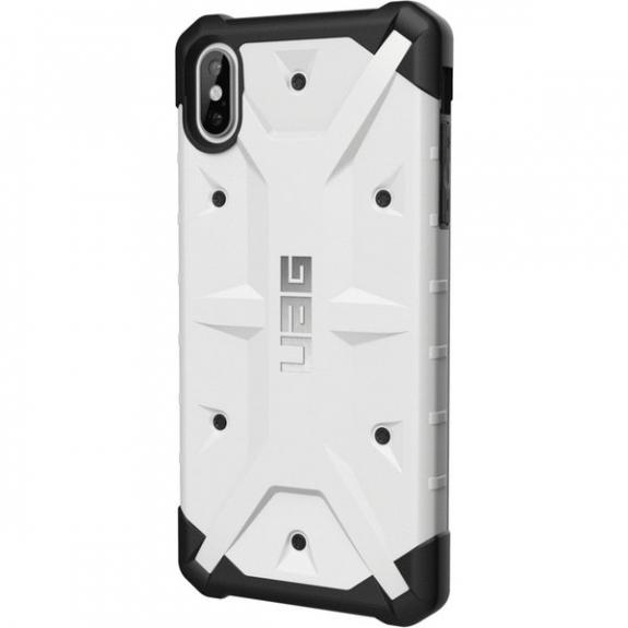 UAG Pathfinder odolné pouzdro pro iPhone XS Max - bílá 812451030440 - možnost vrátit zboží ZDARMA do 30ti dní