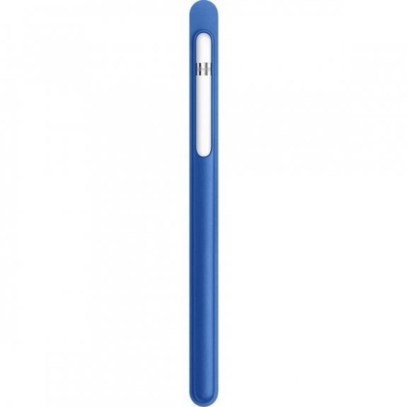 Originální kožené pouzdro pro Apple Pencil Case - elektro modrá MRFN2ZM/A - možnost vrátit zb